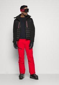 Toni Sailer - COLIN SPLENDID - Ski jacket - black - 1