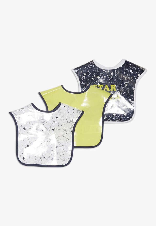 BABY SPACE DREAMER 3 PACK  - Bib - multicolour