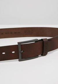 Bugatti - WIDE - Belt - rotbraun - 4
