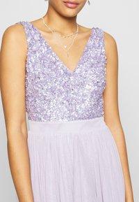 Sista Glam - YASMIN - Occasion wear - lilac - 5