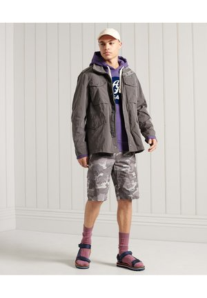 Light jacket - charcoal