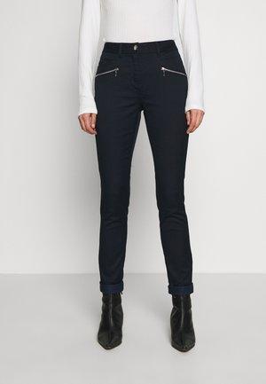 ZIP TINSELTOWN TROUSER - Pantalon classique - navy
