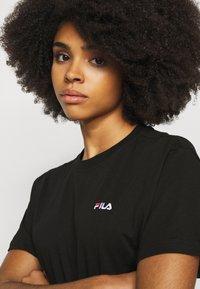 Fila Petite - EARA TEE - T-shirts - black - 4