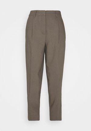 CINDY DAGNY PANT - Bukse - bungee brown