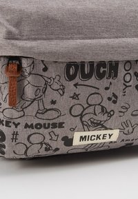 Kidzroom - BACKPACK MICKEY MOUSE REPEAT AFTER ME - Mochila - grey - 3