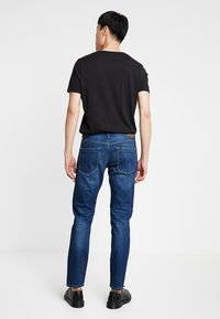 Pepe Jeans - STANLEY - Jeans Tapered Fit - dark used wiserwash - 2