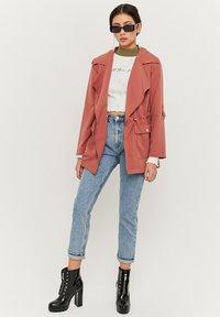 TALLY WEiJL - Summer jacket - pink - 1