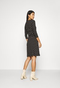 King Louie - HAILEY DRESS WILLOW - Day dress - black - 2