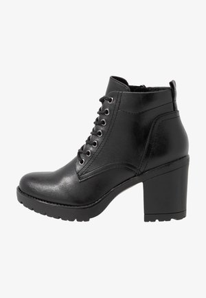 Ankle boots - black antic