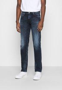 Replay - GROVER BIO - Straight leg jeans - dark blue - 0
