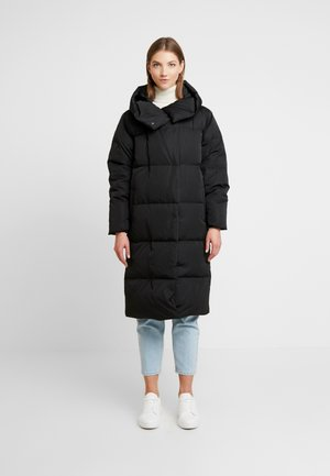 OBJLOUISE  - Down coat - black