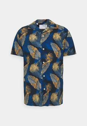 SLHREGJOEL CAMP - Skjorta - dark blue