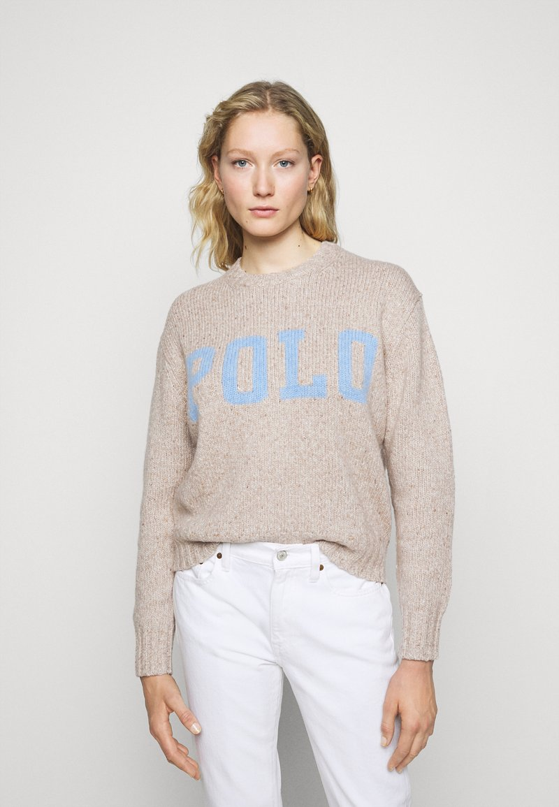Polo Ralph Lauren - CLASSIC LONG SLEEVE - Pullover - multi