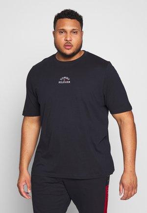 ARCH TEE - Camiseta estampada - blue