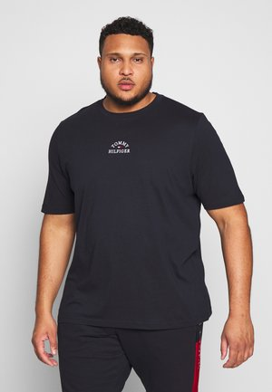ARCH TEE - Print T-shirt - blue