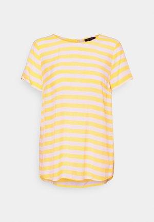 BLOUSE SLEEVE - Blouse - sunny yellow