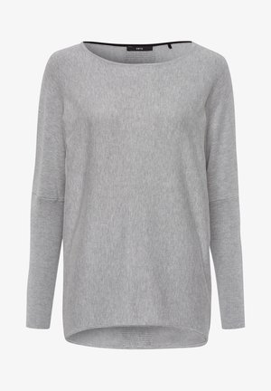 Jumper - stone grey