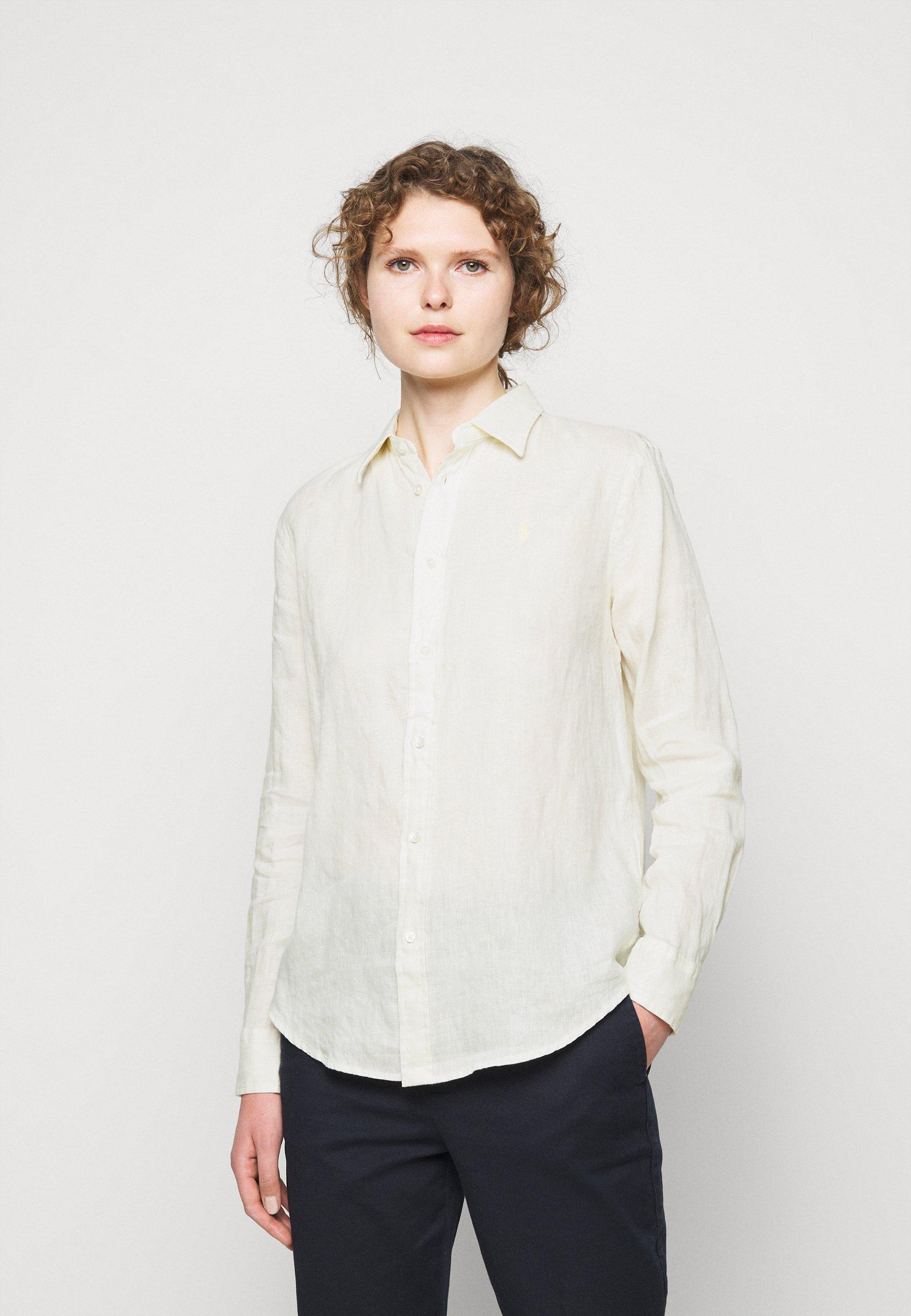 Women PIECE DYE - Button-down blouse