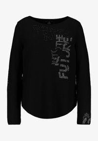 Monari - Sweatshirt - schwarz - 0