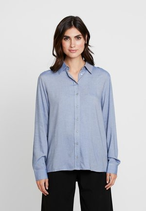 FELONI - Button-down blouse - morning blue
