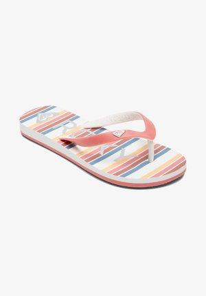 TAHITI - Pool shoes - barely pink