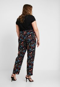 ONLY Carmakoma - Trousers - night sky - 3