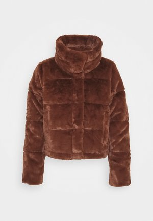 FASHION PUFFER - Winter jacket - cappuccino
