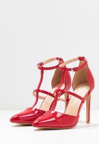 Even&Odd - Zapatos altos - red - 4