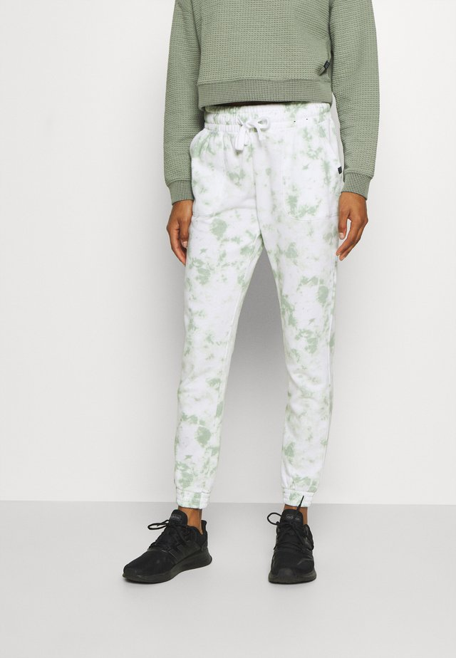 GYM TRACK PANT - Pantalon de survêtement - mint chip