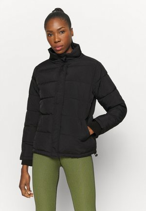 THE MOTHER PUFFER - Vinterjakke - black