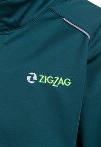 ZIGZAG - Waterproof jacket - 2122 atlantic deep - 2