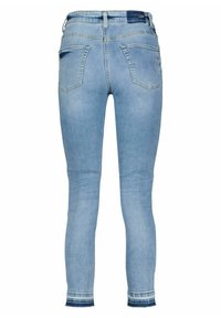 Cambio - PARIS CROPPED - Jeans Skinny Fit - stoned blue - 1