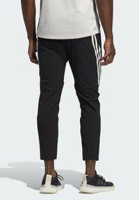 adidas Performance - AERO 3S PNT - Spodnie treningowe - black/white - 1