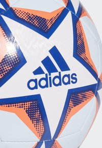 adidas Performance - UCL FINALE 20 TEXTURE TRAINING FOOTBALL - Football - white - 2