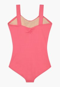 Capezio - BALLET WIDE STRAP LEOTARD - Danspakje - flamingo - 1