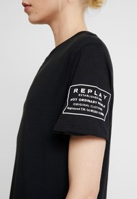 Replay - DRESS - Vestito lungo - black - 5