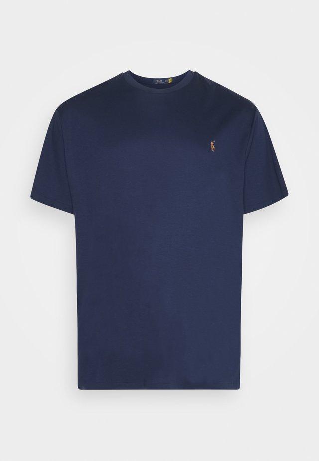 SHORT SLEEVE - T-shirt basique - navy