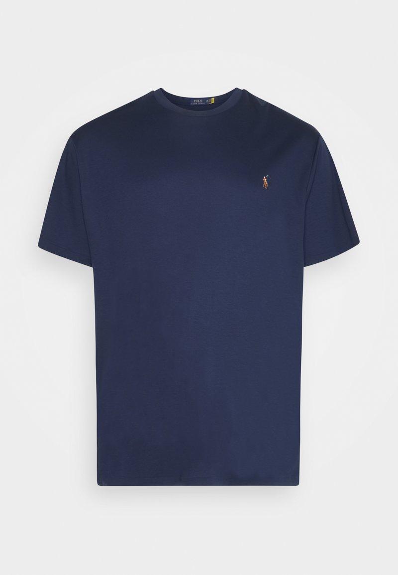 Polo Ralph Lauren Big & Tall - SHORT SLEEVE - Basic T-shirt - navy