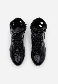 Marni - Lace-up ankle boots - black - 3