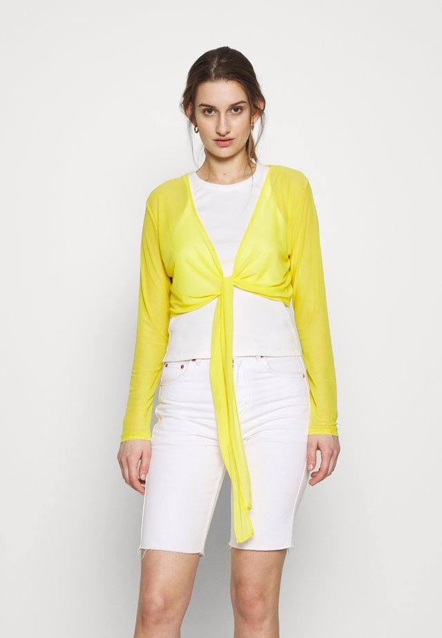 ROANNE JOLIE - Blouse - yellow