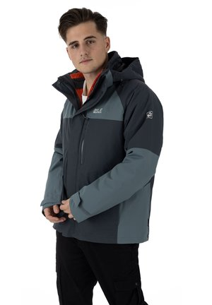 STETING PEAK - Winter jacket - ebony