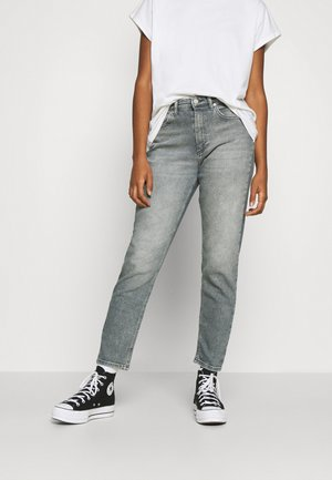 ONLVENEDA LIFE MOM - Jeans Relaxed Fit - grey denim