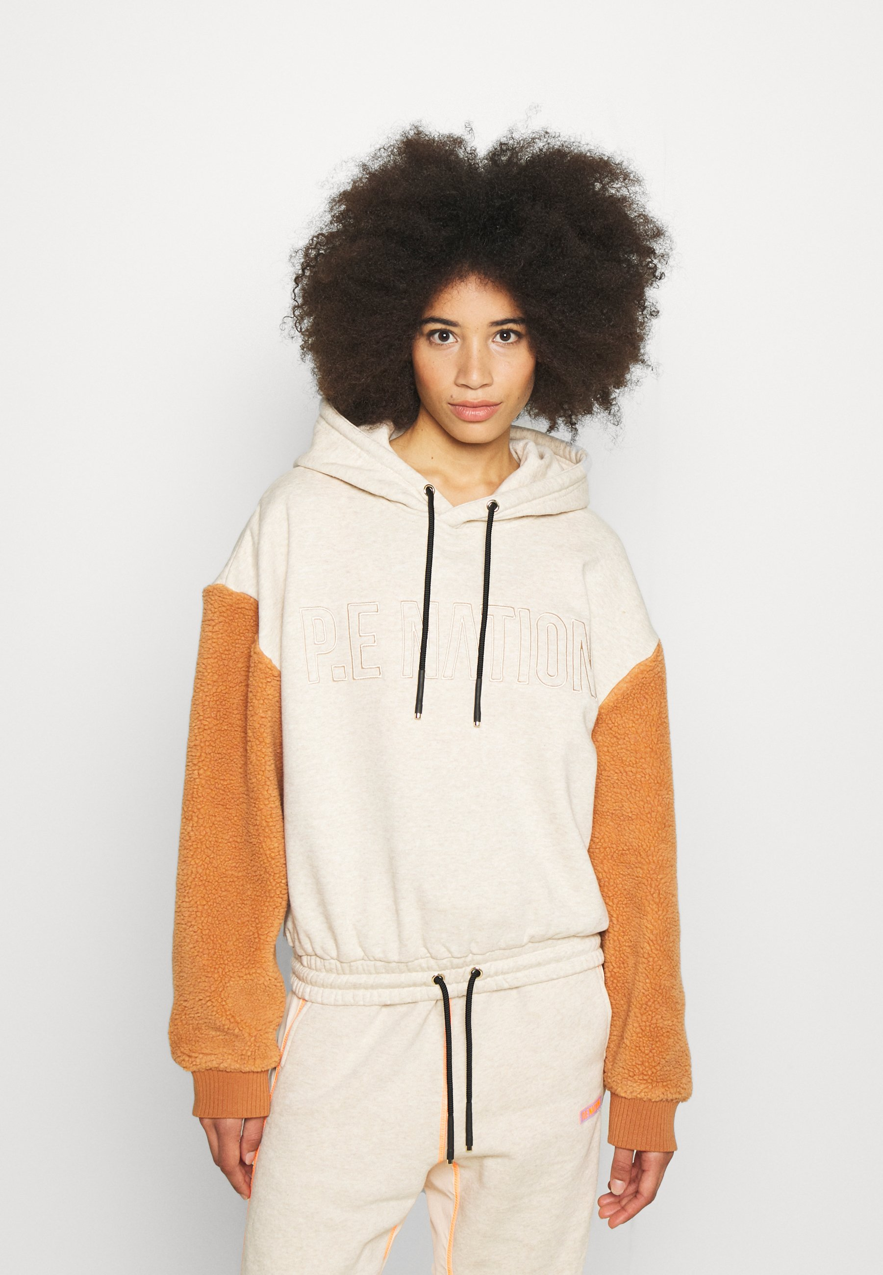 Women GOAL SIDE HOODIE - Sweatshirt