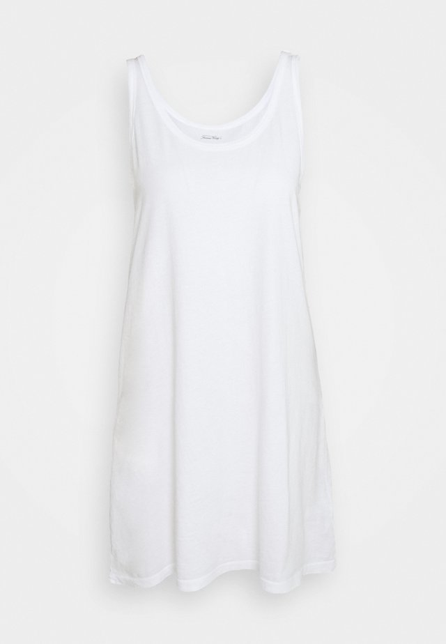 VEGIFLOWER - Sukienka letnia - blanc