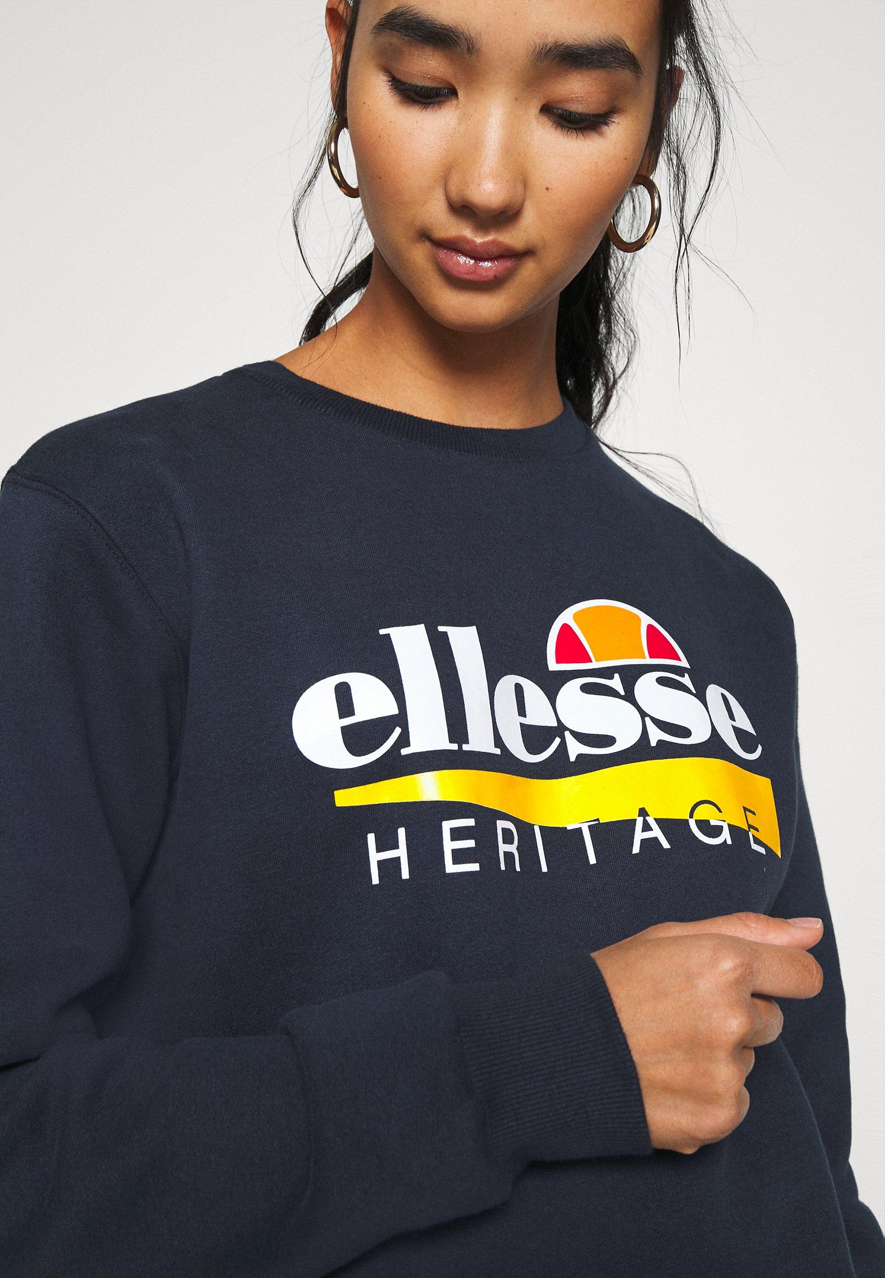 Ellesse HAVERFORD Sweater navydonkerblauw Zalando.nl