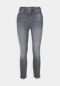 LIFT AND SHAPE - Jeans Skinny Fit - dark grey