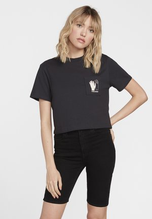 POCKET DIAL - T-Shirt print - black