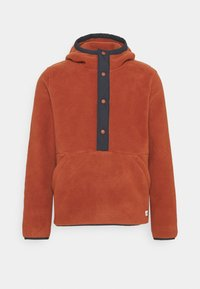 The North Face - CARBONDALE - Hoodie - brown - 4