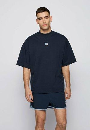 T BOX - T-Shirt basic - dark blue