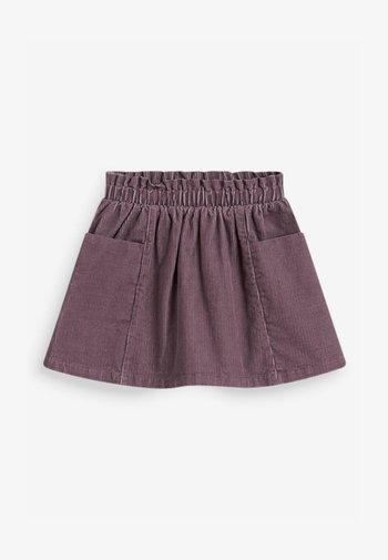 Áčková sukně - lilac